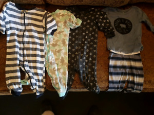Boys 12 to 18 month clothing