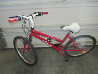 Ladies/girls  6 speed bike