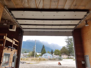 24'x16' Automatic Roll-Up/Bay Door