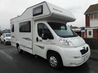 Elddis Suntor 130 5 berth end kitchen coachbuilt motorhome for sale Ref 13079