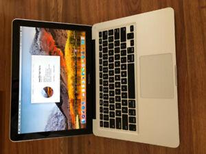 2011 13-inch Macbook Pro 320GB HDD 8GB RAM