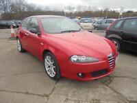 2006 Alfa Romeo 147 1.6 T.Spark Lusso ONE KEEPER LOW MILEAGE