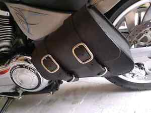 Dead creek cycles solo bobber bag/mount