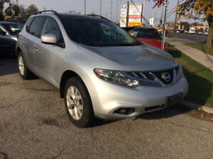 2012 Nissan Murano SL XTRONIC SUV, Crossover * LEATHER * ROOF *
