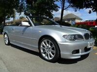 BMW 318 2.0 2006 MY Ci M SPORT FSH 8 STAMPS COMPLETE WITH M.O.T HPI CLEAR INC