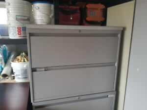Steel Lateral Filing Cabinets