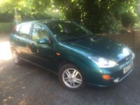 Ford Focus 1.6 2001 Model ONLY £350 ONO