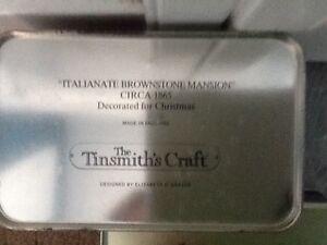 Christmas themed collector tins London Ontario image 2