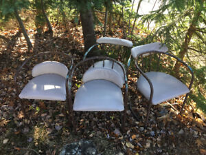 Chair for a deck or a cottage for sale $5 each