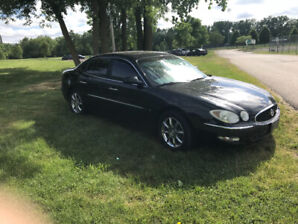 2006 buick allure clx fully loaded mint condition 2 onwer leathr