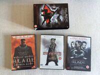 Blade Trilogy DVD Boxset