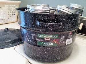 Granite Wear Canner and Jars for sale