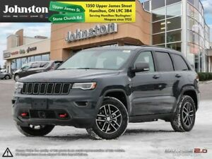 2018 Jeep Grand Cherokee Trailhawk 4x4  - Leather Seats - $175.7