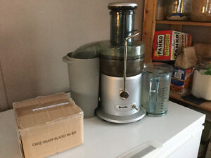 Breville Juice Fountain Plus one replacement cutting disc filter