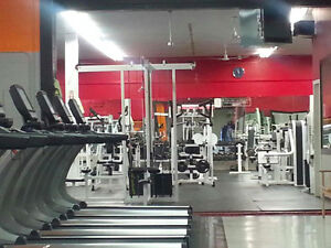 Training at College Heights Fitness Prince George British Columbia image 2