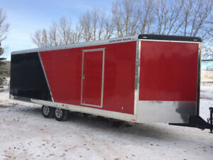 2015 Cargo Mate Enclosed Trailer