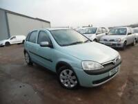 VAUXHALL CORSA SXI 1.2 PETROL SPARES AND REPAIRS