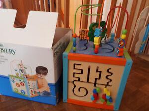 30$ Imaginarium Cube d'activité 5 modes - Giant Activity Cube