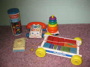 Playskool and Fisher Price Toys