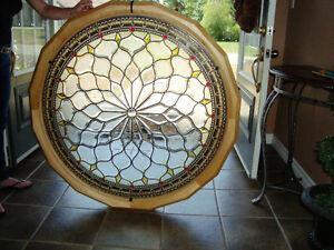 "44"" Custom Made Stain Glass Window Belleville Belleville Area image 2"