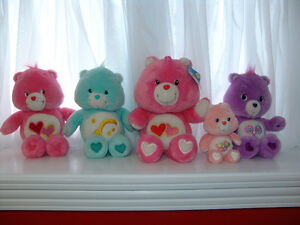 Care Bears Lot of 5. Two talking bears, One Carlton Bear tagged. St. John's Newfoundland image 7
