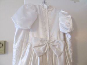 Beautiful First Communion or Flower Girl Dress