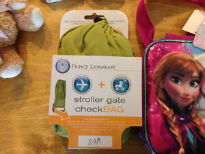 Prince Lionheart Stroller Gate Check Bag anf Carseat Check Bag