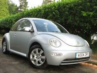 2004 Volkswagen Beetle 1.6 3dr Hatchback Petrol Manual