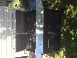 NEXGRILL Large Propane Barbecue and Charcoal Grill - $290. ono St. John's Newfoundland image 2