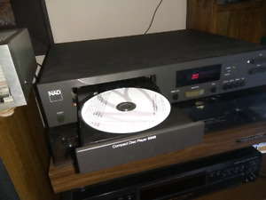 HighbQuality CD players