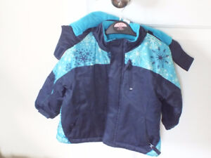 Toddler boy jacket/snow pants aged 12 to 18 months & boots