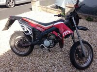 Gilera SMT registered 50cc