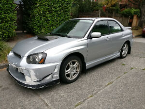 2004 Subaru Impreza WRX with Upgrades!