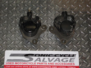 1973-1975 kawasaki  z-1 900 brake calipars for dual disc. London Ontario image 4