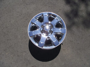 """""""ONE"""" 2013 Ford 18 in. XTR package Alum. Rim"""