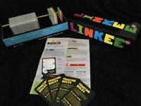 Linkee quiz game