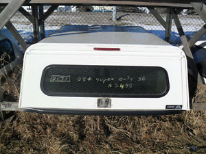 Used A.R.E. Service Topper  Built For 09+ Superduty Short Box