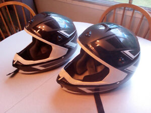 DOT certified ATV helmets