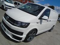Volkswagen Transporter swb t6 new shape 2017 SPORTLINE REPLICA NOW RESERVED