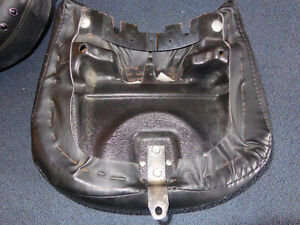 Harley seat & pad - Road King     recycledgear.ca Kawartha Lakes Peterborough Area image 3