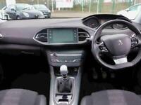 2019 Peugeot 308 1.2 PureTech 130 Allure 5dr Hatchback Petrol Manual