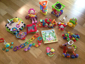 Big Lot of Baby Toys for sale