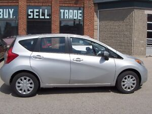 2015 Nissan Versa SV Hatch Back-up Camera ,Have two chose from ! London Ontario image 4