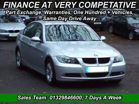 2008 BMW 3 Series 2.0 320d SE 4dr