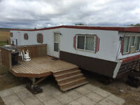 Mobile Home for Sale - Must be moved