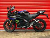 WANTED WANTED WANTED YAMAHA YZF R125 BEST PRICES PAID SAME DAY COLLECTION