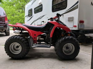 Can Am DS 90 -- 2 stroke