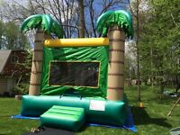 Bounce castle available for this Saturday!! FOR RENT