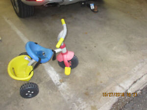 Kids Tricycle to give away