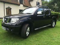 Nissan Navara 2.5dCi Outlaw 4X4 DOUBLE CAB PICK-UP